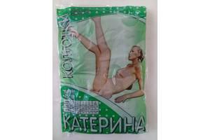 Колготы капроновые Катерина 40 ден с узором черные. От 6 шт. 18 грн