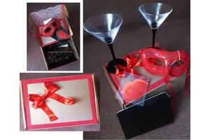 Необычный подарочный набор подарок девушке, жене, подарок на девичник