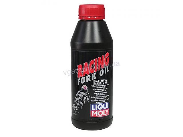 купить бу Liqui Moly Масло для мотовилок и амортизаторов Liqui Moly Racing Fork Oil 10W Medium 0.5 л. Art. vikr-671038877 в Дубно