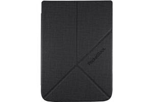 Чехол для электронной книги PocketBook Origami 740 Shell O series, dark grey (HN-SLO-PU-740-DG-CIS)