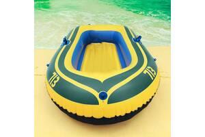 Лодка Supretto надувная двухместная (4833)