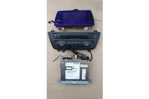 Магнитола Дисплей навигационной панели кондиционера BMW F30 F31 316D БМВ Ф30 ф31 2012-2019 9292247, 9287342, 929893701