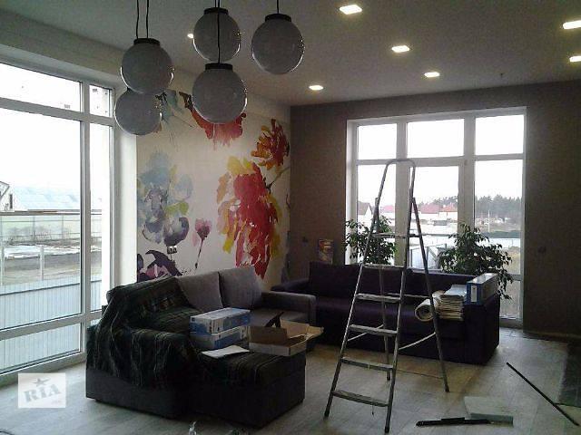 Малярные работы, Ремонт квартир,офисов, домов, Поклейка обоев.- объявление о продаже  в Киеве