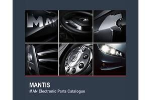 MAN Mantis EPC - встановлю кращий каталог запчастин для MAN!