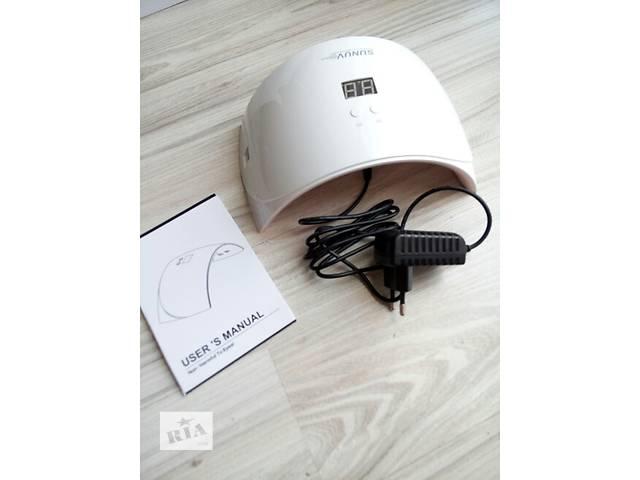продам SUNUV Sun9 plus X + 36 W Новинка УФ ЛЕД САН 9X плюс 36 Вт лампа для ногтей , гель лак маникюр , наращивание Sun9X plus бу в Ровно