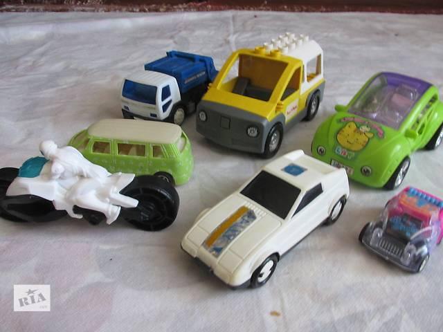 купить бу  машинки из хорошего пластика в Фастове