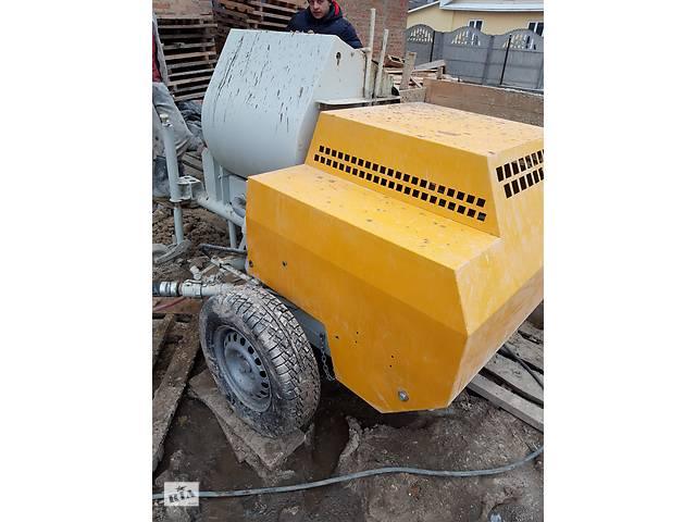 продам Машинна штукатурка, вапняно-цементна штукатурка бу  в Украине