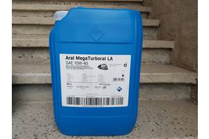 Масло моторное Aral MegaTurboral LA SAE 10W-40 Орегинал из Германии