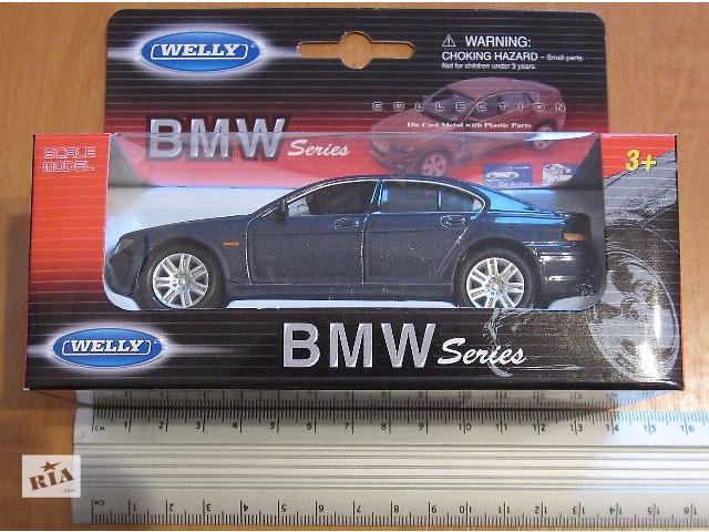 Масштабные модели машин Welly 1:34 и 1:60- объявление о продаже  в Полтаве