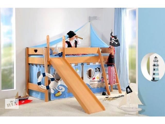 продам Мебель для спальни - кровать чердак (100% дерево) бу в Киеве