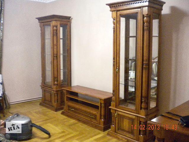 Мебель з натуральной древесины для гостинной- объявление о продаже  в Ивано-Франковске