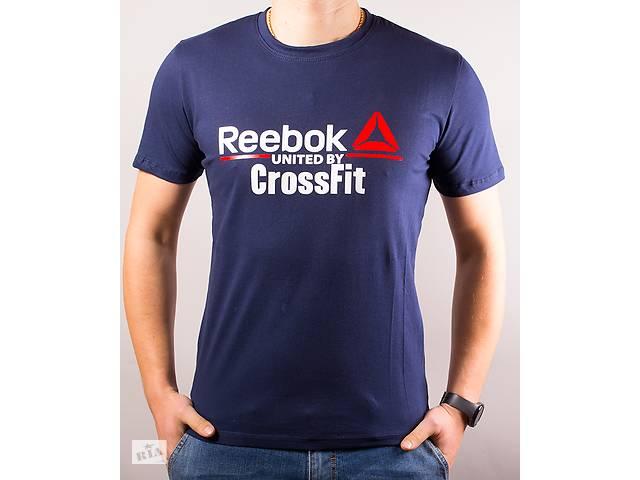 11cd46a8186d64 Футболки чоловічі Reebok Croossfit - Чоловічий одяг в Хмельницькому ...