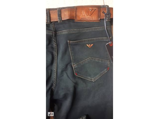 Мужские джинсы Armani - объявление о продаже  в Апостолово
