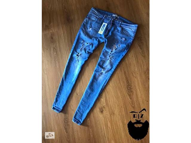 Мужские джинсы zara- объявление о продаже  в Биткове