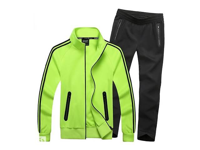 e393c6018d23 Мужские модные спортивные костюмы с длинным рукавом со змейкой ...