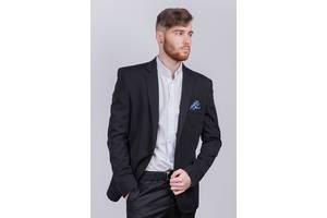 Пиджак №276Y002 цвет Черный