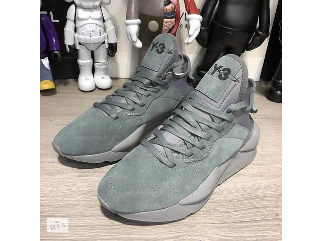 продам Adidas Y-3 Kaiwa Sneakers Gray Suede бу в Рудках (Львовской обл. a18562acea626