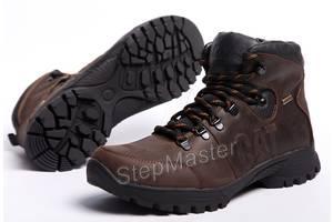 Нові чоловічі черевики і напівчеревики Cat
