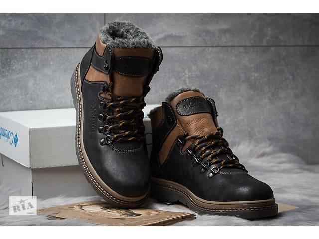e1c4282b9 Columbia мужские зимние ботинки натуральная кожа мех Коламбия сапоги ...