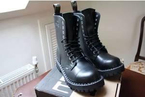 Нові чоловічі черевики і напівчеревики STEEL