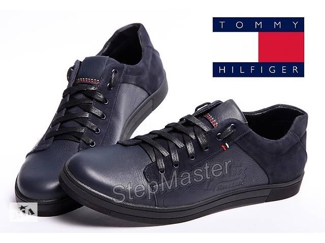 Кеды кожаные Tommy Hilfiger Denim - Мужская обувь в Вознесенске на ... aa8daa8b0f5d8