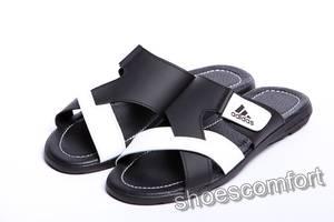 Новые Мужские шлепанцы Adidas