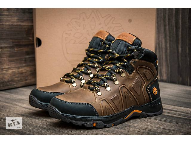 Кросівки шкіряні зимові Timberland Nubuck Olive - Чоловіче взуття в ... e1dd173f30129