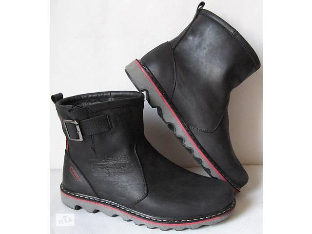 купить бу Levis! Чоловічі зимові шкіряні levi s Уггі! Левіс черевики чоботи  угі в Харкові d77718b4b2815