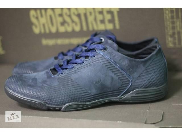 Merrell 7 1c синие мужские кроссовки из натуральной кожи- объявление о  продаже в Чугуєві 6252645ed6798
