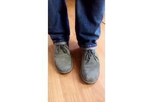 б/у Мужские ботинки и полуботинки Clarks