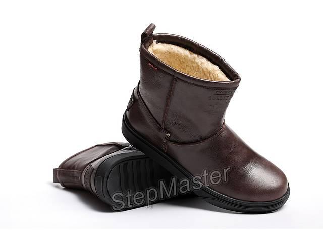 продам Чоловічі шкіряні уггі Levis winter winter brown бу в Вознесенську