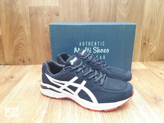 9793356f0 Мужские кроссовки ASICS Tartherzeal синие,черные,серые сеточка- объявление  о продаже в Херсоне