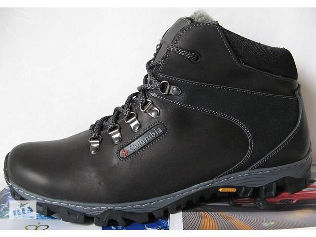 продам Мужские зимние ботинки в стиле Columbia большого размера 46 47 48 49  50 сапоги бу bad2c957ecb4a