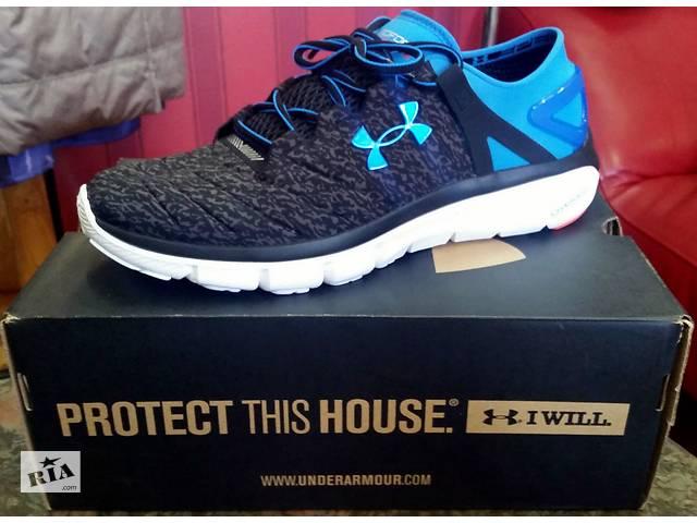 продам Продам кроссовки фирменные Under Armour| модель: US Men's UA SpeedForm® Fortis Running Shoes. бу в Одессе