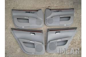 Карты двери Mercedes S-Class