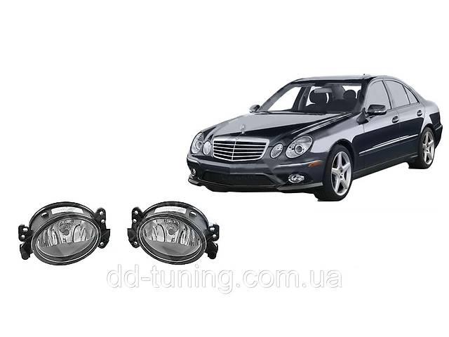 Mercedes W211 Противотуманки (2 шт)- объявление о продаже  в Черновцах