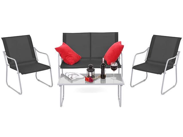 Металлическая садовая мебель набор для террасы, кафе MAJORKA- объявление о продаже  в Львове