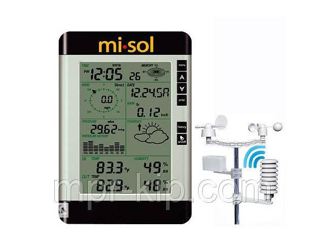 купить бу Метеостанция MISOL WS-WH-2081-1 в Львове