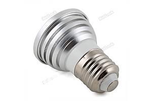 Багатофункціональна 16-кольорова лампа з пультом ДУ, Кольоровий LED лампа з пультом, Шестнадцатицветная л
