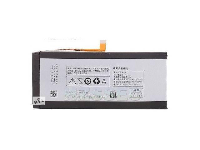 Акумулятор батарея BL207 для Lenovo K900 оригінал- объявление о продаже  в Дубні