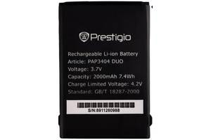 Аккумулятор батарея для Prestigio MultiPhone PAP 3404 оригинальный