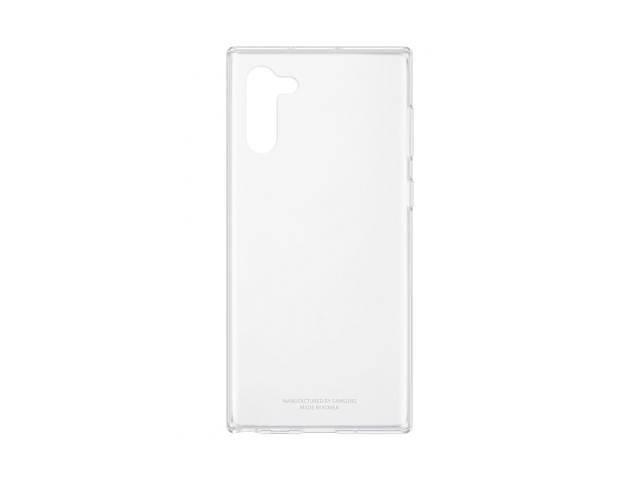 бу Чехол для моб. телефона Samsung Galaxy Note 10 (N970) Clear Cover Transparent (EF-QN970TTEGRU) в Киеве