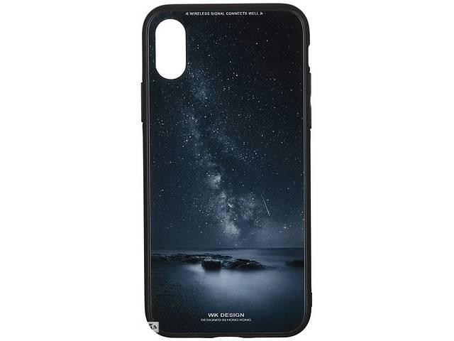 бу Чeхол WK для Apple iPhone XS Max WPC-061 Milky way в Києві