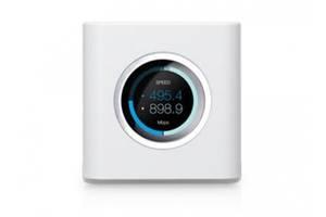 Домашняя WiFi система Ubiquiti AFI-HD (роутер + 2 точки доступа, MESH, 26dBi, up to 5,25Gbps)
