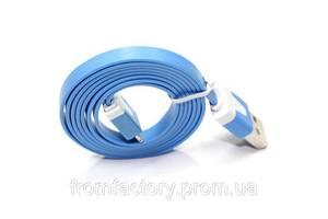 Кабель Lightning/USB (1м, разные цвета):Синий