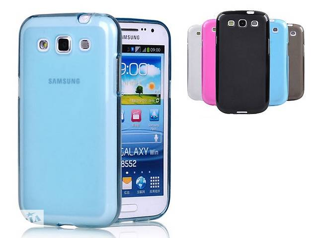 Силіконовий чохол для Samsung Galaxy Ace 4 Duos / Ace 4 Lite / Ace 4 Neo G313h- объявление о продаже  в Дубні