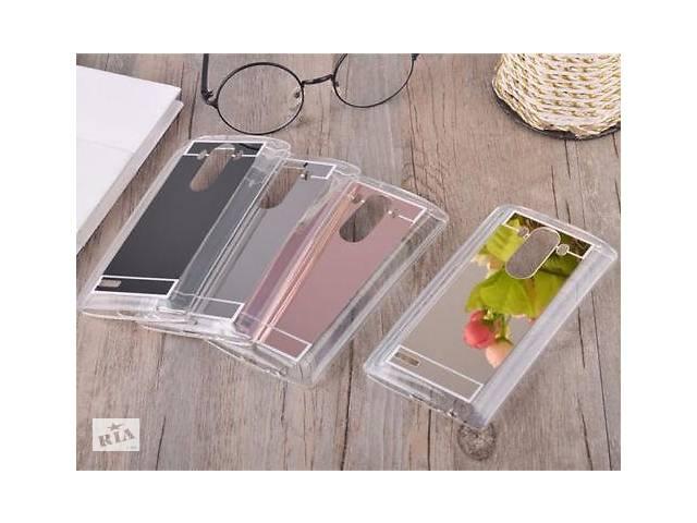 Силиконовый зеркальный чехол для LG G3- объявление о продаже  в Дубно