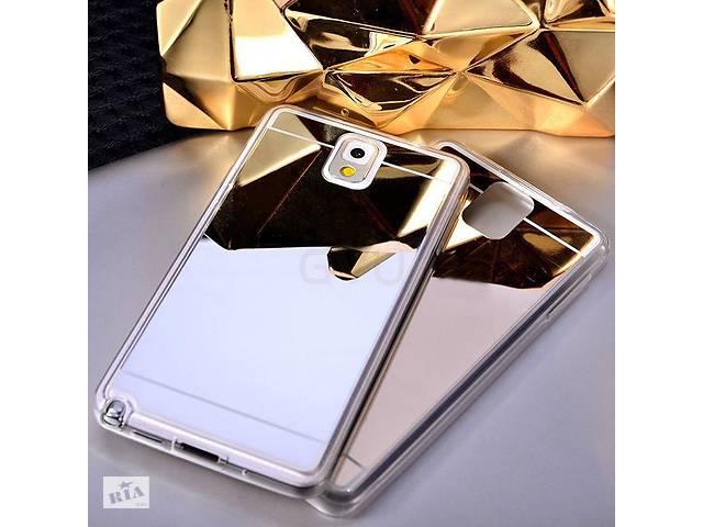 продам Силіконовий дзеркальний чохол для Samsung Galaxy Note 3 N900 бу в Дубні