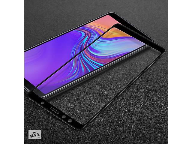 продам Защитное стекло для Samsung A750 / A7 2018 Full cover черный 0,26 мм в упаковке бу в Києві