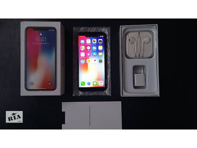 Акція копія корея iPhone X (10) мобільний телефон/смартфон- объявление о продаже  в Луцьку